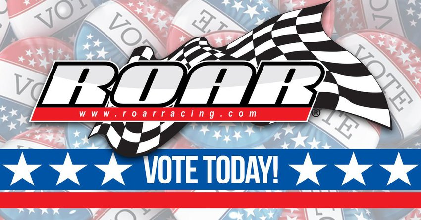Main Photo: Voting now open for ROAR President and even numbered region directors