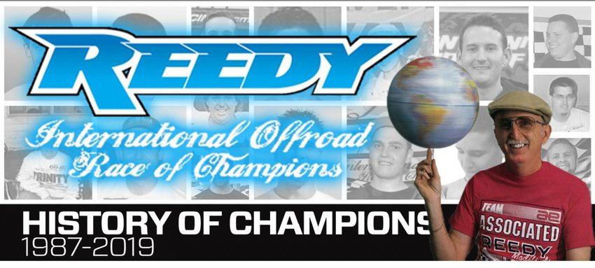 Main Photo: A MOMENT WITH MIKE: Reedy Race History of Champions