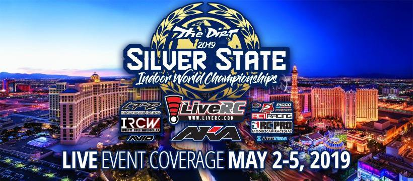 Main Photo: SILVER STATE 2019: Sunday Schedule