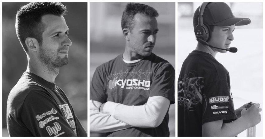 Main Photo: SILLY SEASON: Lutz to SWorkz, Tebo to Tekno, and Jelin to Kyosho?