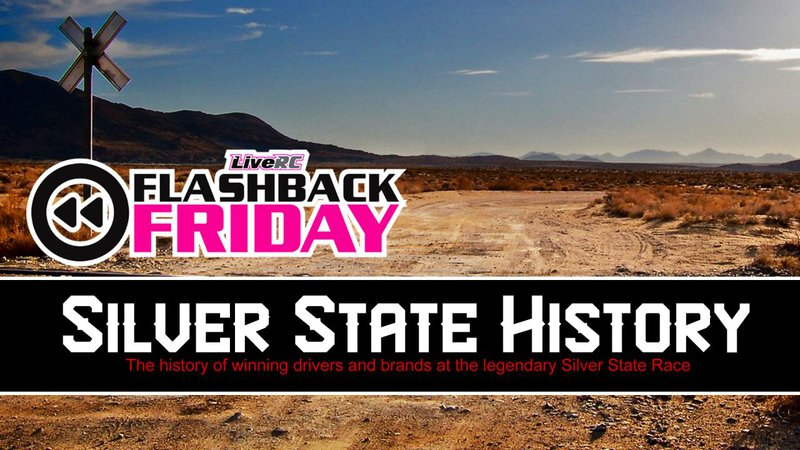 Main Photo: FLASHBACK FRIDAY: The Winningest Drivers and Brands in Silver State History