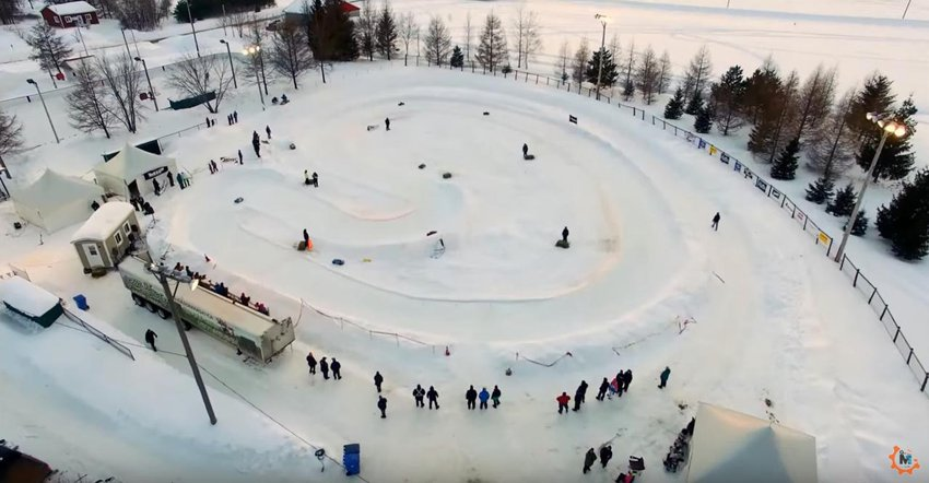 Main Photo: FLASHBACK FRIDAY: 2016 Spin on Ice R/C Race [VIDEO]