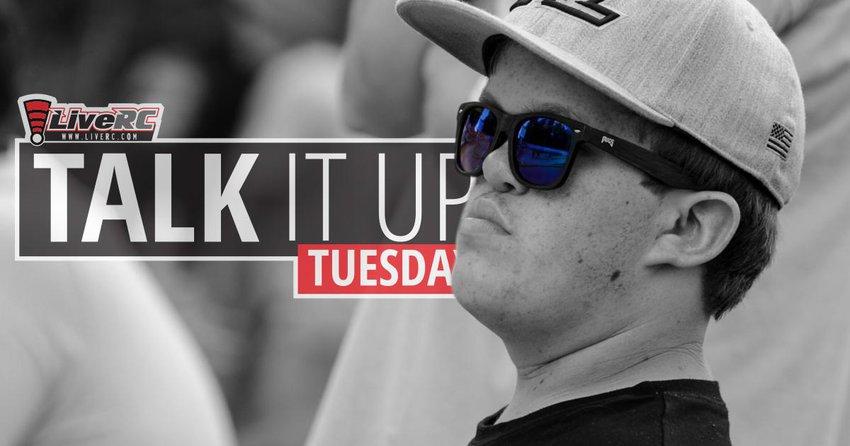 Main Photo: TALK IT UP TUESDAY: Brandon Rose