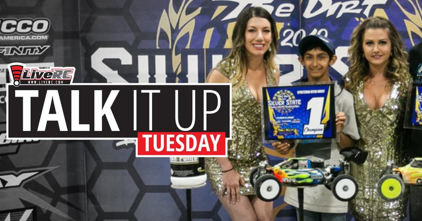 Main Photo: TALK IT UP TUESDAY: Buddy Christian - Silver State's Youngest Champion