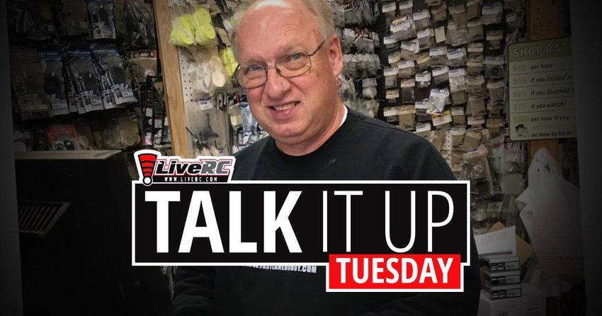 Main Photo: TALK IT UP TUESDAY: ROAR President Chuck Kleinhagen