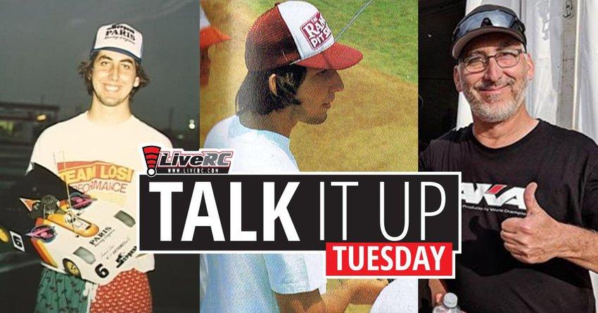 Main Photo: TALK IT UP TUESDAY: AKA Products Gil Losi Jr.