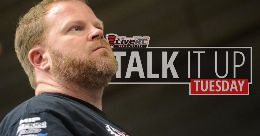 Main Photo: TALK IT UP TUESDAY: Randy Pike - Tekin Team Manager