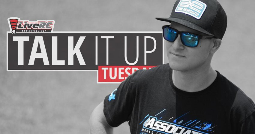 Main Photo: TALK IT UP TUESDAY: Spencer Rivkin