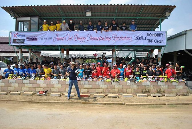 Main Photo: Meen and Trulin win Buggy Challenge series opener in Thailand