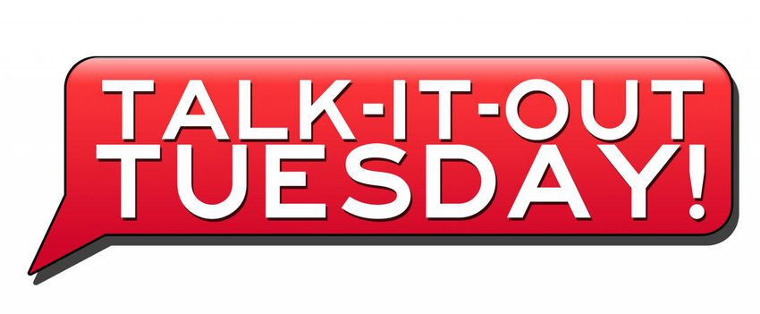 Main Photo: Talk-It-Up Tuesday with VRC's Pieter Bervoets