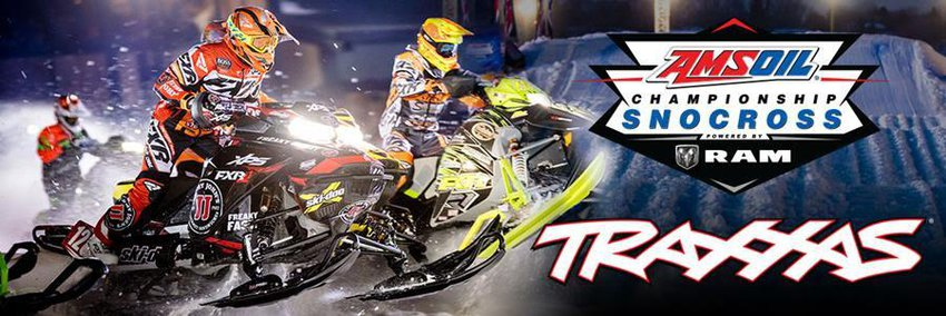 Main Photo: Traxxas joins forces with SnoCross for the upcoming season