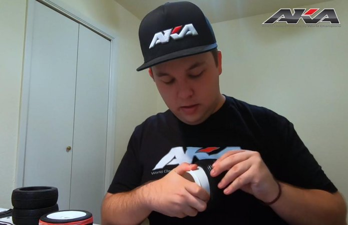 Main Photo: How-To Glue Long Wear Tires with AKA [VIDEO]