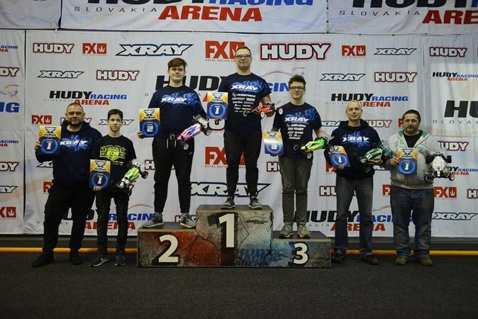 Main Photo: Xray XRS Slovakia R4 Report