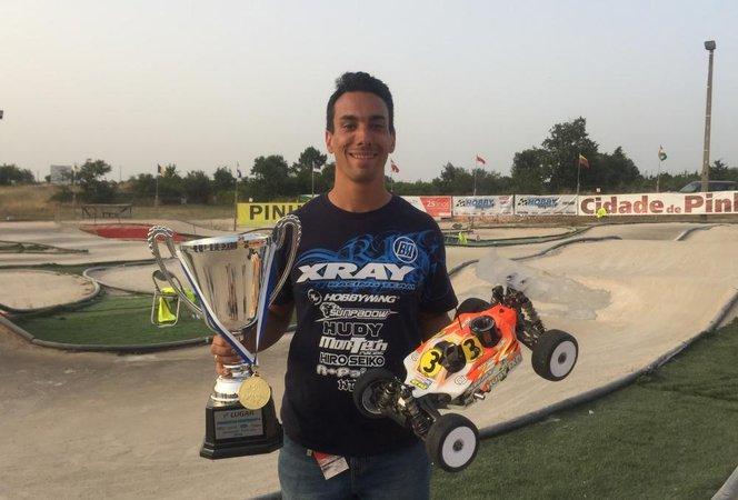 Main Photo: XRAY and FX win the 2018 European Championship