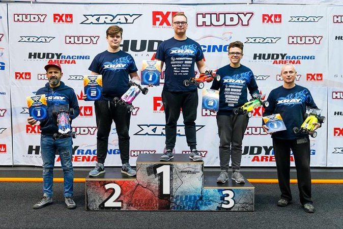 Main Photo: 2018 XRS Slovakia R3 Report