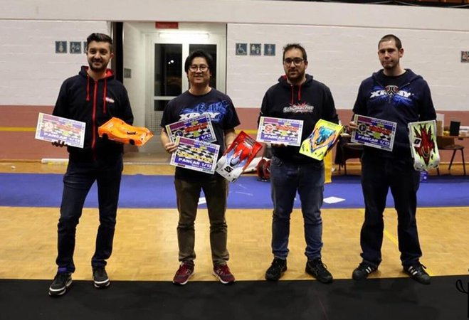 Main Photo: Xray Wins 2 at SIC Series R4