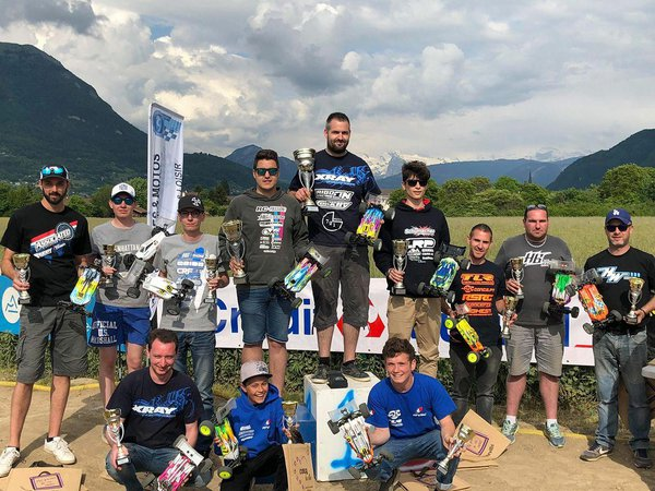 Main Photo: Lantheaume wlns at French championship round 3