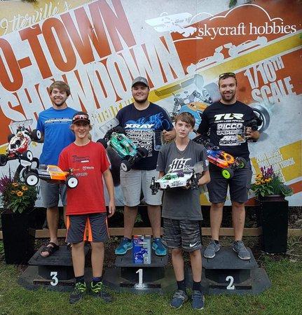 Main Photo: Sousa Wins O-Town Raceway Series Final