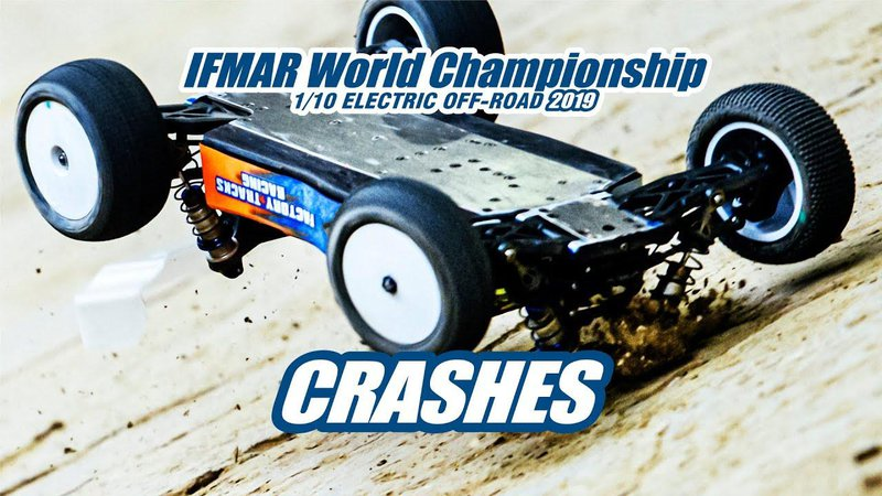 Main Photo: Hudy Arena IFMAR World Championship Crash Montage [VIDEO]