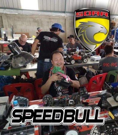 Main Photo: Theo Assa appointed as Speedbull Australian National Manager