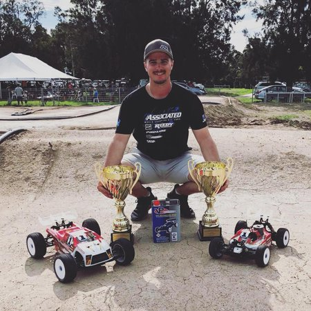 Main Photo: Double Australian nationals win for McBride includes eighth straight Buggy title