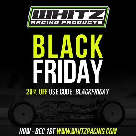 Main Photo: Whitz Racing Black Friday Sale