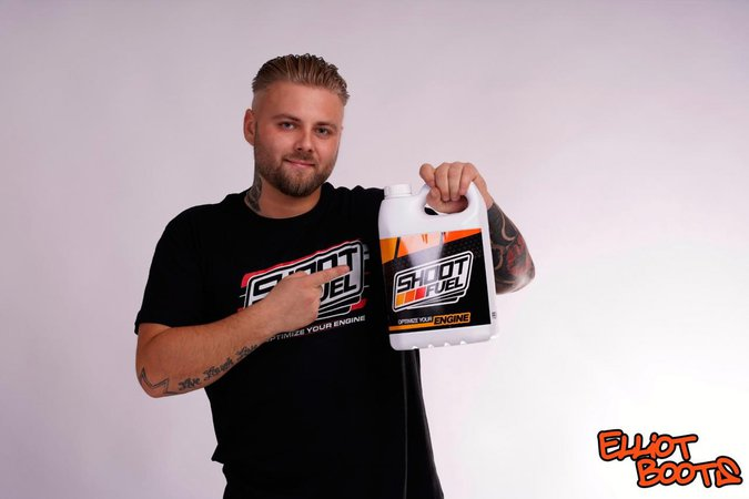 Main Photo: Boots Joins Shoot Fuel