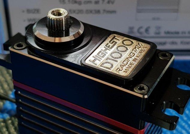 Main Photo: New Highest RC D1000 Pro Servo