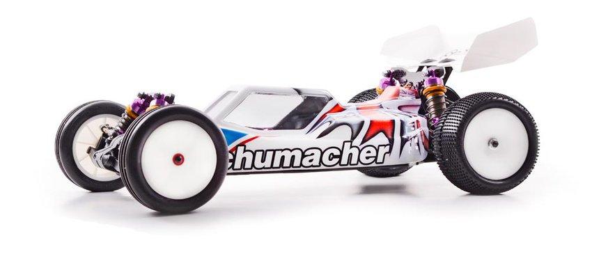 Main Photo: FLASHBACK FRIDAY: Schumacher's Cougar SVR rear-motor 2WD buggy