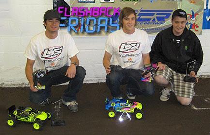 Main Photo: FLASHBACK FRIDAY: Evans and Eaton won 2009 April Fools Classic