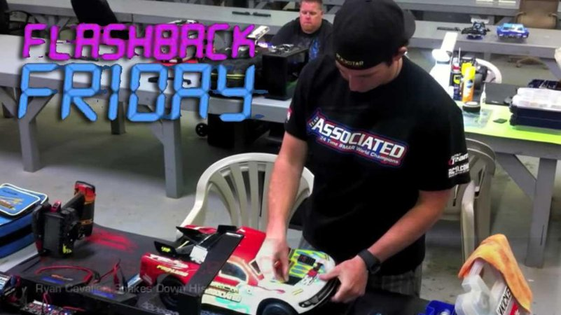 Main Photo: FLASHBACK FRIDAY: Watch Ryan Cavalieri drive the Team Associated SC10 4x4 [VIDEO]