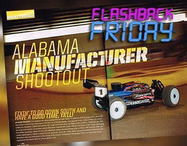 Main Photo: FLASHBACK FRIDAY: The inaugural Alabama Manufacturer Shootout [VIDEO]