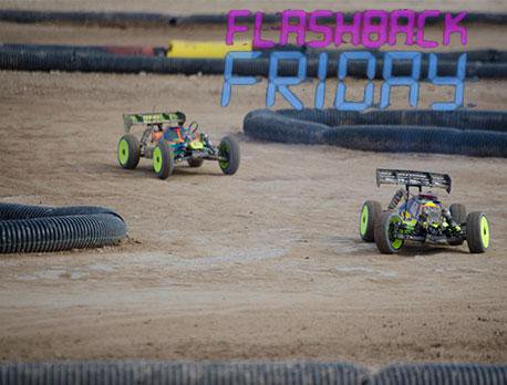 Main Photo: FLASHBACK FRIDAY: Semifinal replays from Worlds Warm-Up at RC Tracks Las Vegas
