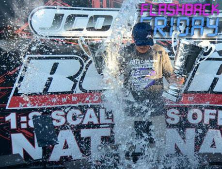 Main Photo: FLASHBACK FRIDAY: Tessmann's domination of last year's ROAR Nationals [VIDEO]