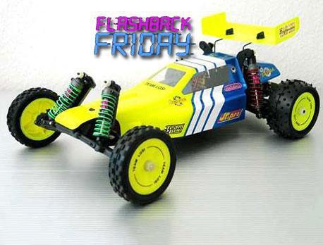 Main Photo: FLASHBACK FRIDAY: Timeline of Team Losi Racing 2WD buggies