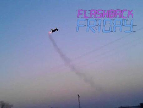 Main Photo: FLASHBACK FRIDAY: Crazy big jumps at Psycho Nitro Blast [VIDEO]