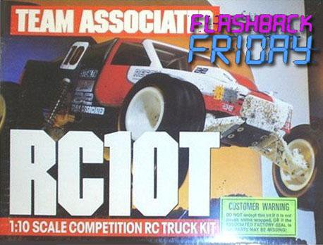 Main Photo: FLASHBACK FRIDAY: A complete timeline of Team Associated RC10T stadium trucks