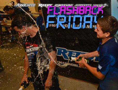 Main Photo: FLASHBACK FRIDAY: Former winners of the Reedy Race of Champions