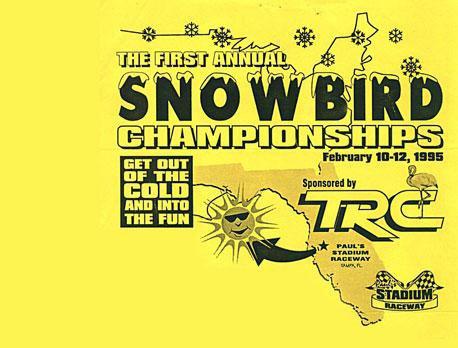 Main Photo: FLASHBACK FRIDAY: First-ever Snowbird Nationals