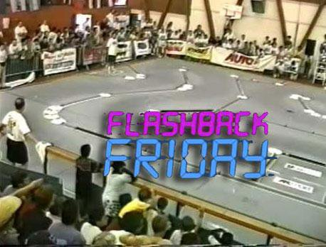 Main Photo: FLASHBACK FRIDAY: The rising speed of 1/12-scale racing [VIDEO]