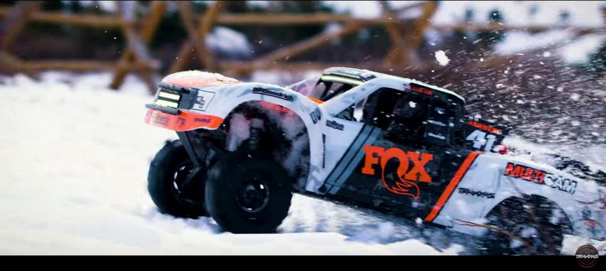 Main Photo: Watch Frozen Freestyle with the Traxxas Unlimited Desert Racer [VIDEO]