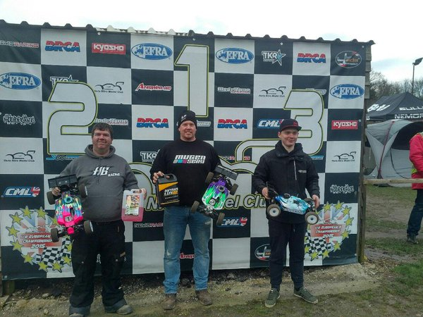 Main Photo: Willetts, Hayden-Ball and Reeves won HNMC Summer opener [VIDEO]