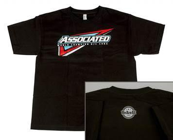 Main Photo: New Team Associated Womens and Youth Shirts