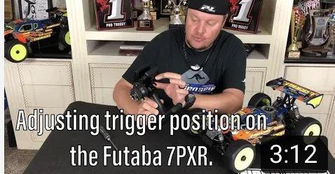 Main Photo: Drake Shows Futaba Trigger Position Options [VIDEO]