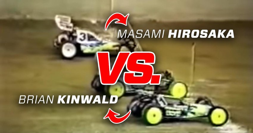 Main Photo: A MOMENT WITH MIKE: Kinwald vs. Masami [VIDEO]
