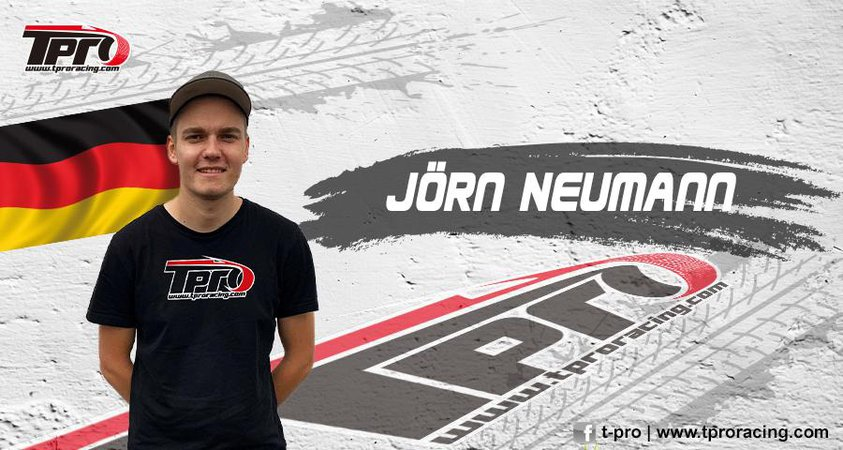 Main Photo: Neumann Makes The Switch to TPro Racing