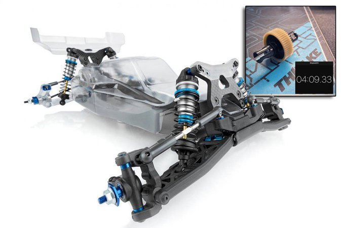 Main Photo: Second batch of Team Associated B6.1 teasers bolster existing rumors