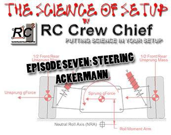 Main Photo: THE SCIENCE OF SETUP: Episode 7 - Steering Ackermann [VIDEO]