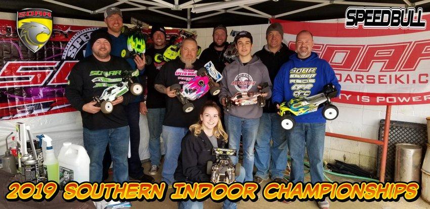Main Photo: SOAR Racing USA recap of Southern Indoor Championships