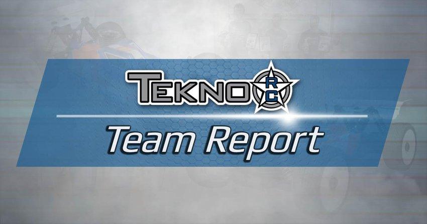 Main Photo: Tekno RC Team Report - January 2020